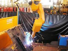 Production of weldments
